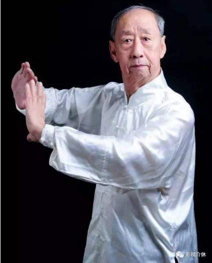 真功夫 | 介休贾宝寿先生在赛场上表演的宋氏形意拳十二形