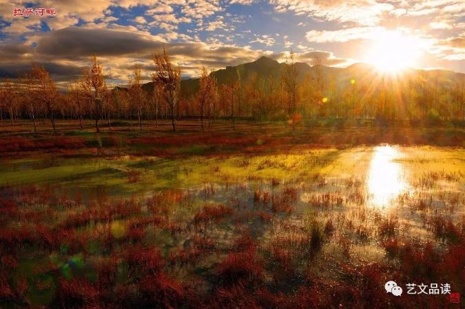 《乔维谈艺术》留住守望高原的风景——欣赏张培中先生摄影作品