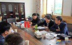 山西忻州市疾控中心主任栗新在繁峙调研