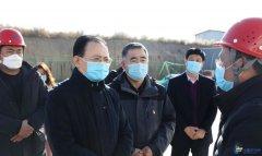 山西忻州市委书记李俊明调研企业项目疫情防控和复工复产时强调