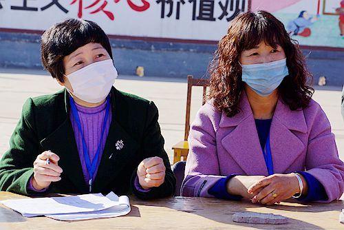 河北省任县留垒村:疫情防控一线、巾帼不让须眉!