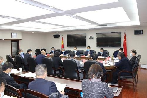 青岛市推进市域社会治理现代化工作座谈会举行