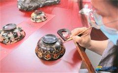 晋中:漆艺文化 发扬光大