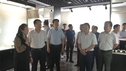 山西晋城市委常委、市委组织部长卫明喜深入泽州县调研宣传工作