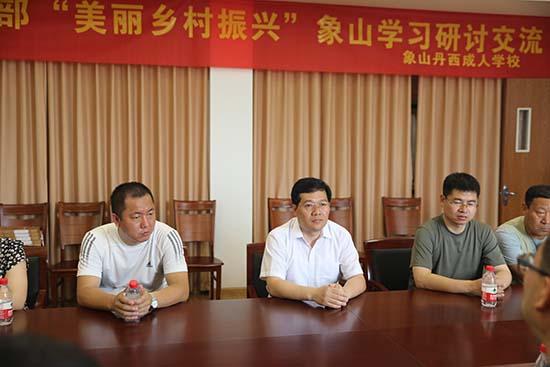 吉林龙井基层干部群众赴浙江学习培训
