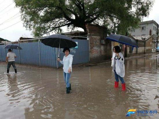 雨天安全排查 消除安全隐患