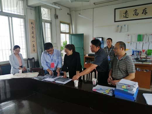 四川:江安县司法局到江安一中开展普法工作检查