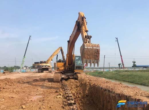 中铁六局广州公司大岗项目部获得广州市南沙新区产业园区开发建设管理局通报表彰
