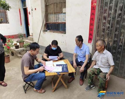 河南方城杨集镇:大排查助力高质量脱贫攻坚