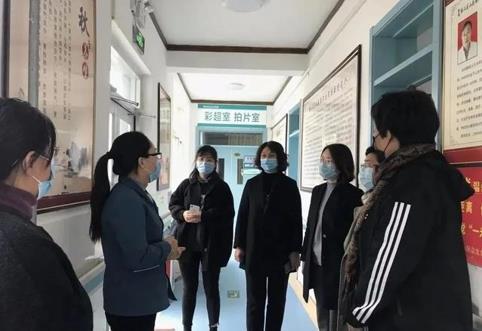 """淄博博山区山头街道人大代表参加""""医院开放日""""体验活动"""