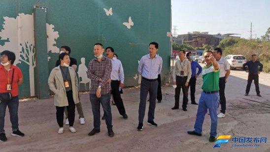 推进市政基础设施建设 打造宜居宜业现代新城