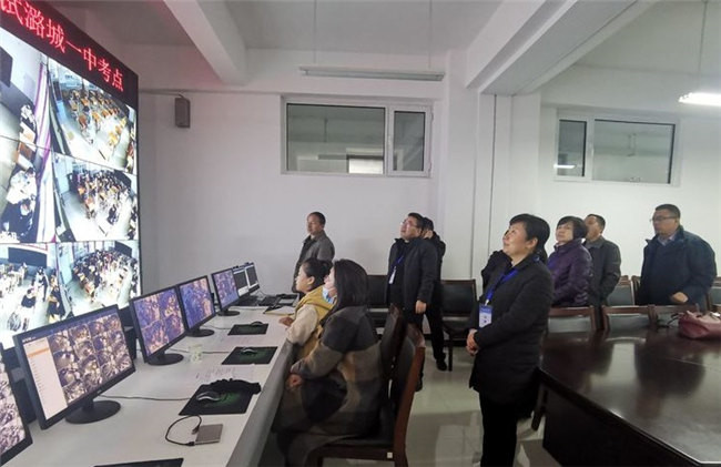 潞城区医疗集团2020年公开招聘工作人员笔试考试顺利完成