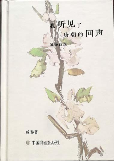 素人画家臧瑾第一本诗集出版发行 刘亚洲上将题写书名并序诗盛赞