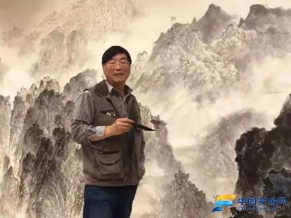 极目楚天舒——记著名山水画家张军