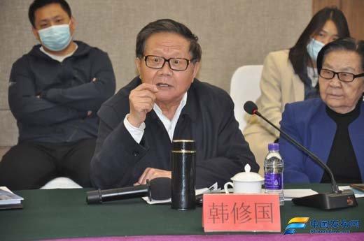 城企联动颐养安居工程项目研讨会在京举行
