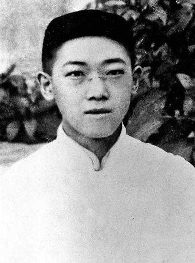 恽代英:中国革命青年的楷模(奋斗百年路启航新征程·数风流人物)