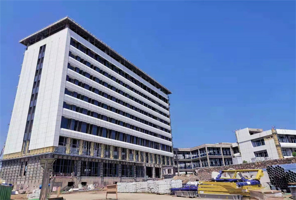 灵石县:全力推动新建县人民医院项目落地投用