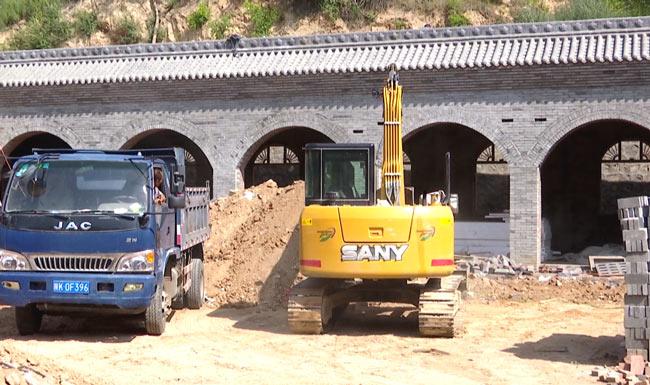 神木:改善人居环境 建设文明乡村