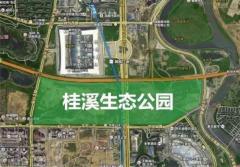 桂溪公园开园在即 这几个楼盘下楼拐弯可入园