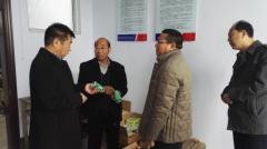 河南:林州市食药监管局深入企业 落实管理责任