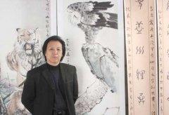辽宁:朱长仁的书画艺术展望