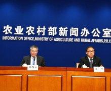 农业农村部:一季度我国农产品市场总体运行稳定