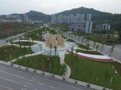 扎实推进项目建设 经开区打造宜居之城