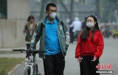 北京修订空气重污染应急预案 级别减少取消蓝色预警