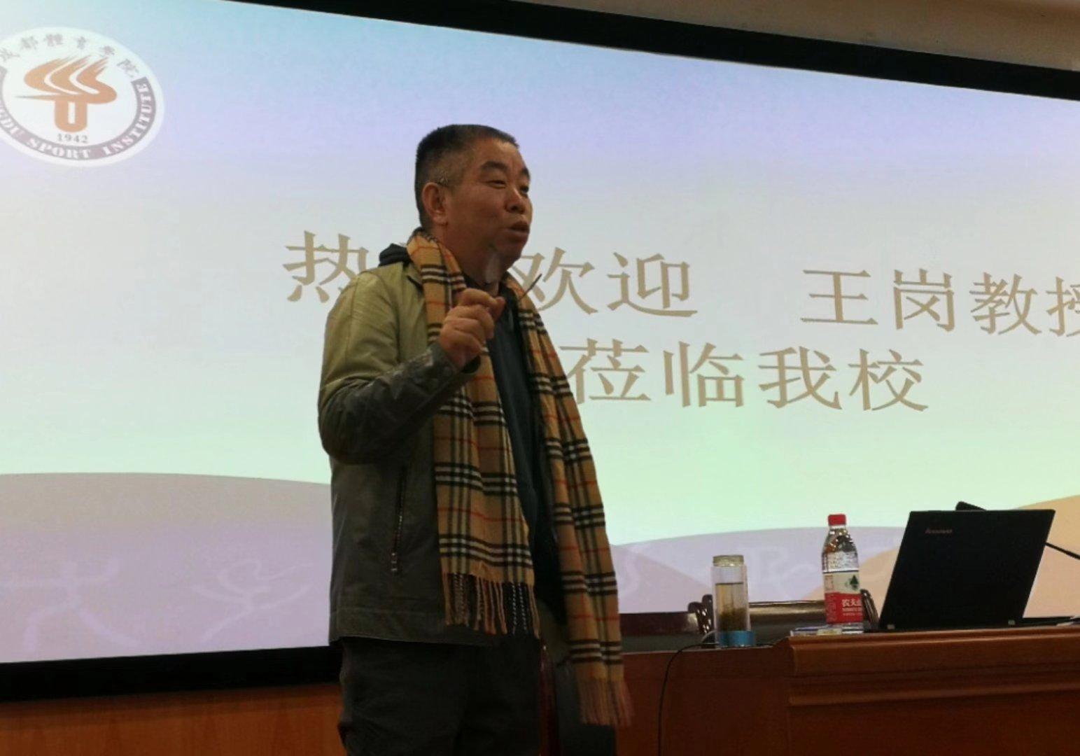 """王岗:对""""武术""""何以""""中国""""的遐思"""