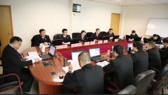 巴中市检察院检察长依法列席市法院审判委员会