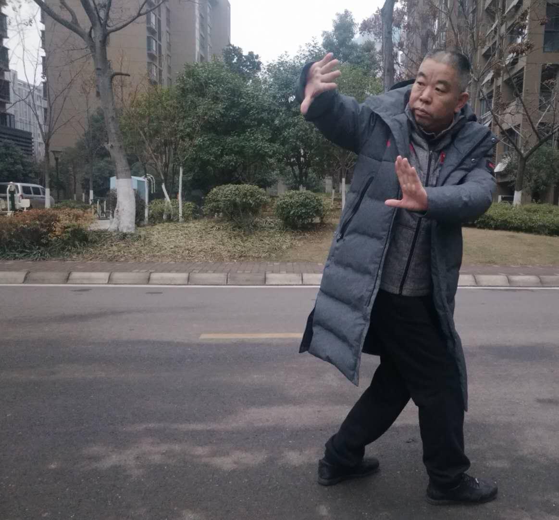 王岗谈中国武术:何为其真实的本体