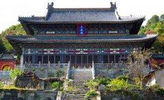 五龙宫:武当山有记载的第一座皇家建筑