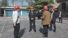 山西平陆:市人大常委会副主任、县委书记郭宏深入企业开展入企进村服务工作