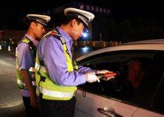 山西平陆:平陆交警大队全力推进酒驾醉驾整治常态化