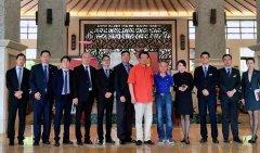 国家一级美术师余剑宇书画展在东莞丰泰花园酒店隆重举行