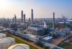 中国自主百万吨芳烃装置在海南炼化投产