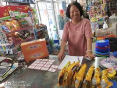 爱心超市打造扶贫新模式