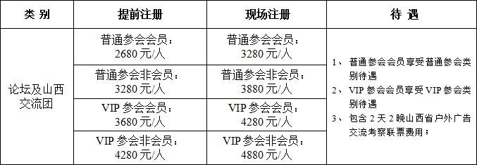 户外广告盛典即将启幕!2020中国户外广告论坛与您相约太原-中国商网|中国商报社5