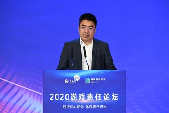 腾讯游戏张巍:不断完善未成年人保护体系创造更多正向价值