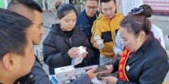 佳县刘国具镇:6家企业认购价值52万元产品