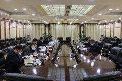 灵石县委反腐败领导小组2021年第一次会议召开