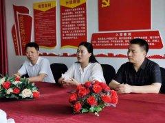 大竹县人民政府副县长顿儒萍到大竹县第七小学检查指导工作